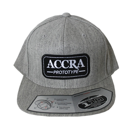 ACCRA Prototype Hat - Grey