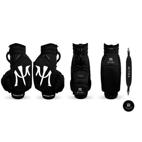 Miura Black Staff Bag