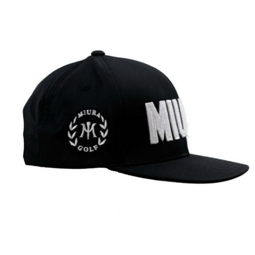 Miura GFORE Hats - Black Side