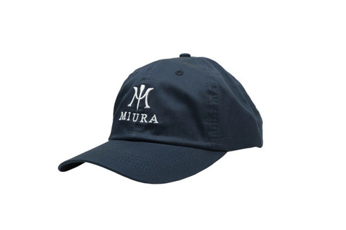 Miura Unstructured Hats Navy