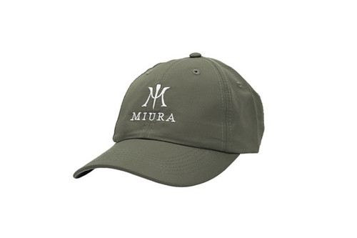 Miura Unstructured Hats Olive
