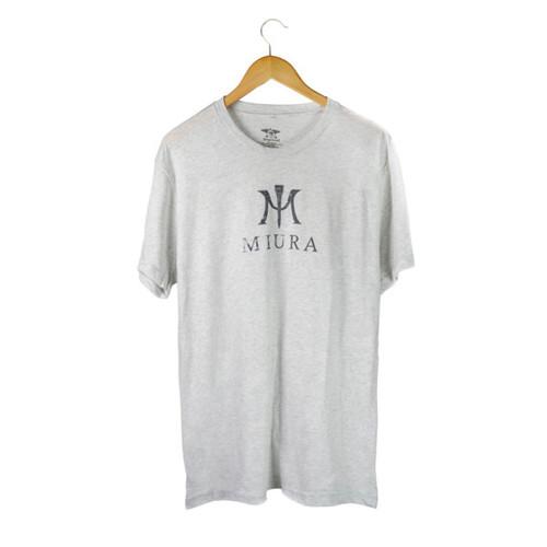 Miura Heather White/Black T-Shirts