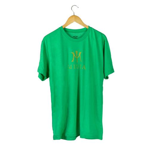 Miura Heather Green/Gold T-Shirts