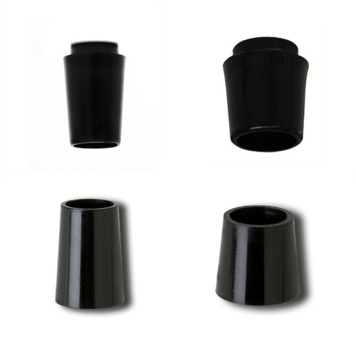 Ferrules .370 Parallel Tip - Black