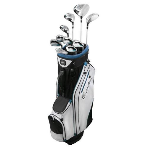 Powerbilt Countess Cyan Ladies 15 Piece Golf Set