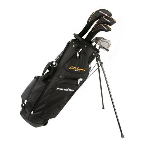 Powerbilt Golf Citation Tour Mens 15 Piece Golf Set