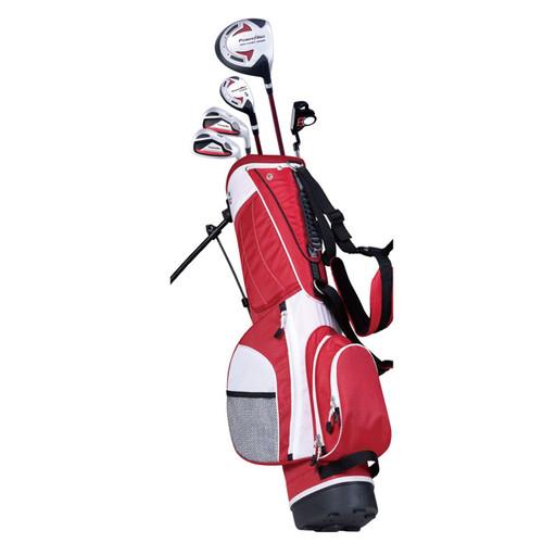 PowerBilt Red Series Junior Boys Golf Set Age 12+