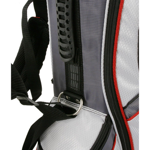 Powerbilt TPS Dunes Stand Golf Bag Back
