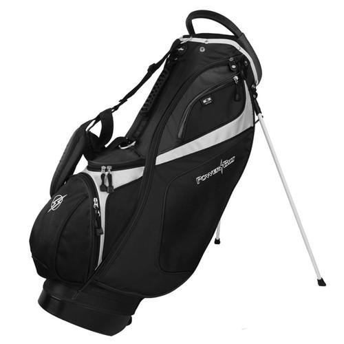 Powerbilt Black TPS Dunes Stand Bag