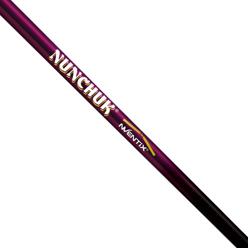 nVentix NUNCHUK Fairway Wood Shafts