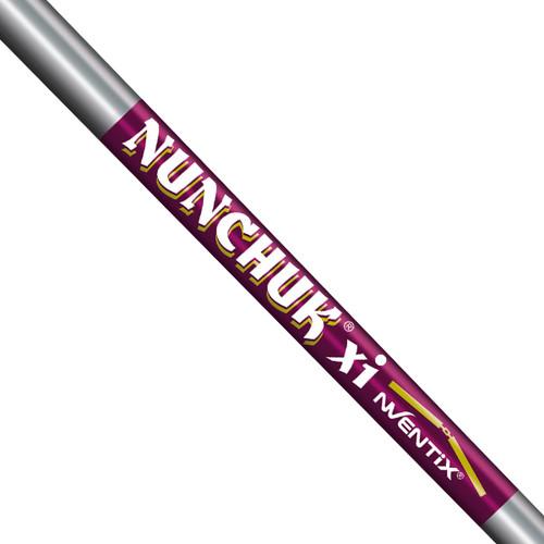 nVentix NUNCHUK xi Taper Tip Iron Shafts