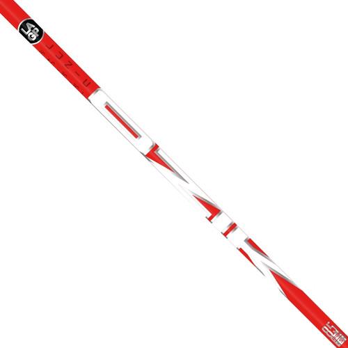 LA GOLF Shafts OZIK Red ALTUS Hybrid Shafts