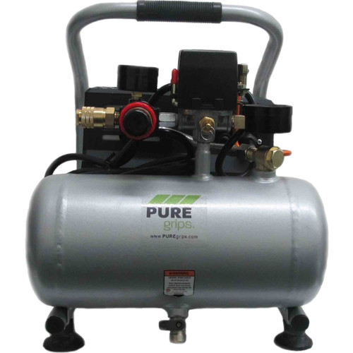 PURE Grips Air Compressor