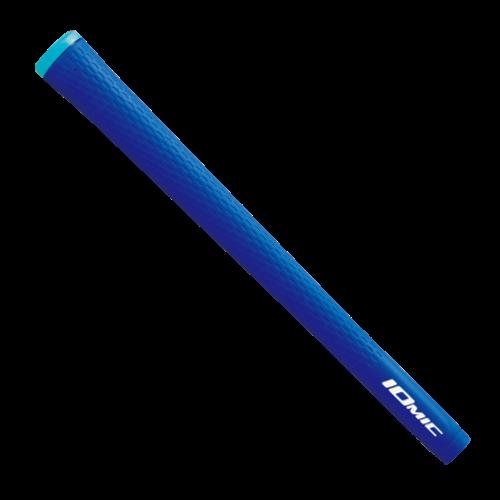 Sticky 1.8 Ribbed Grips Blue