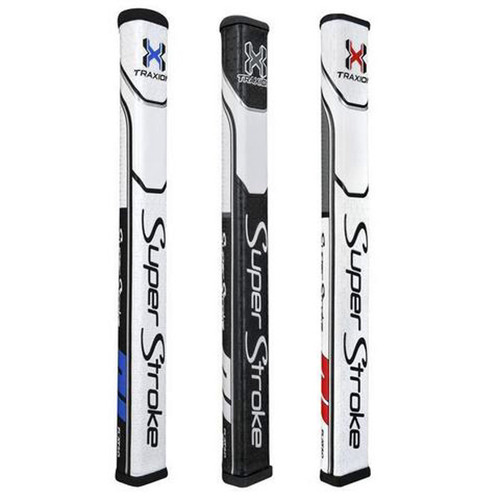 Super Stroke Traxion FLATSO 1.0 Putter Grips