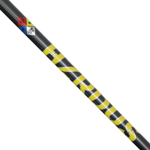 Project X HZDRDUS Smoke Yellow Driver Shafts