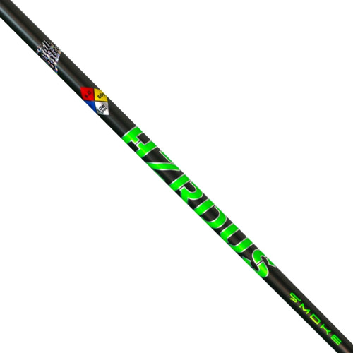 HZRDUS Smoke Green Driver Shafts