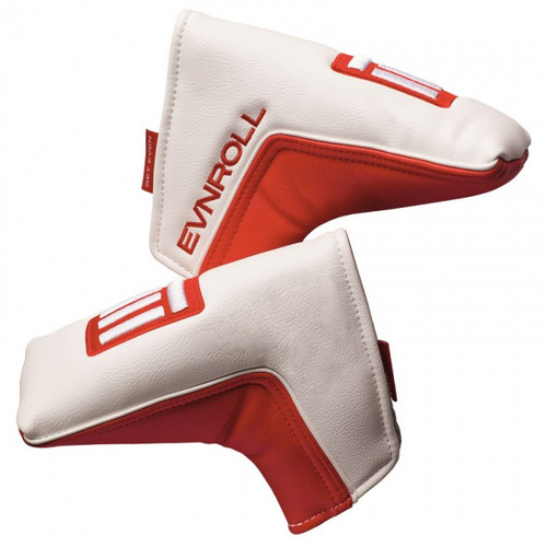 EVNRoll Blade Putter Head Covers Red