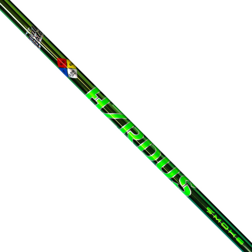Project X HZRDUS Smoke Green PVD Driver Shafts