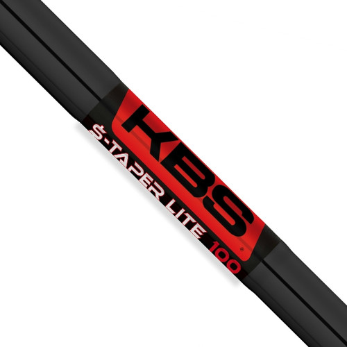 KBS $ Taper Lite Black PVD Iron Shafts
