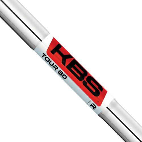 KBS Tour 80 Iron Shafts