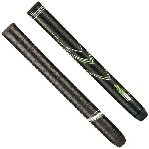 JumboMax STR8 TECH Non-Taper Golf Grips