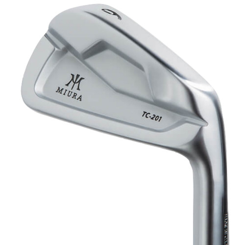 Miura TC-201 muscle back Irons