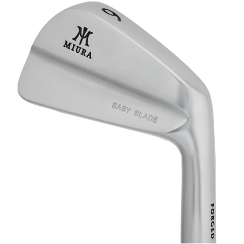 Miura Forged Baby Blade Irons
