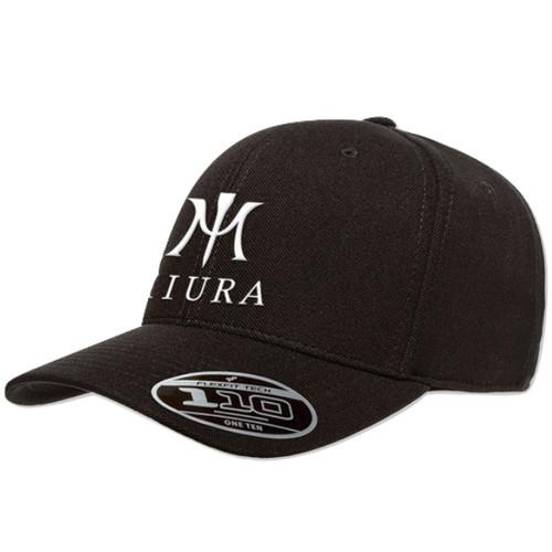 Miura FlexFit 110 Hats Black