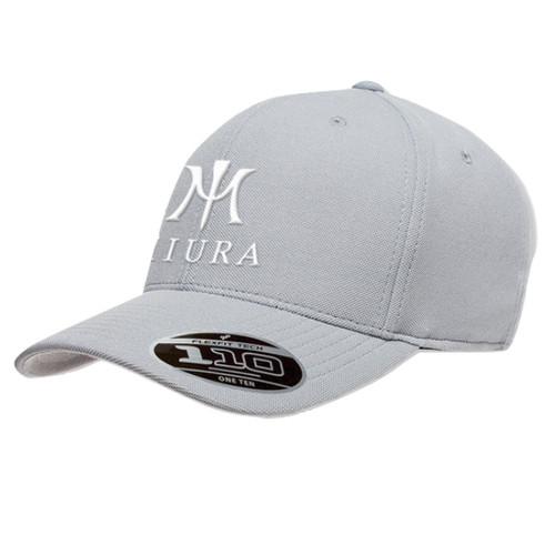 Miura FlexFit 110 Hats Grey