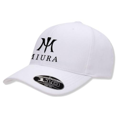 Miura FlexFit 110 Hats White