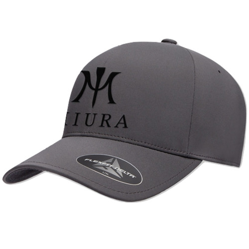 Miura FlexFit Delta Hats Grey