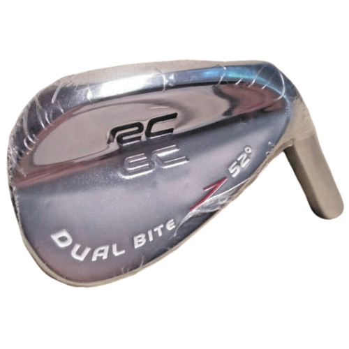 RC Royal Collection Forged Wedge Heads Dual Bite