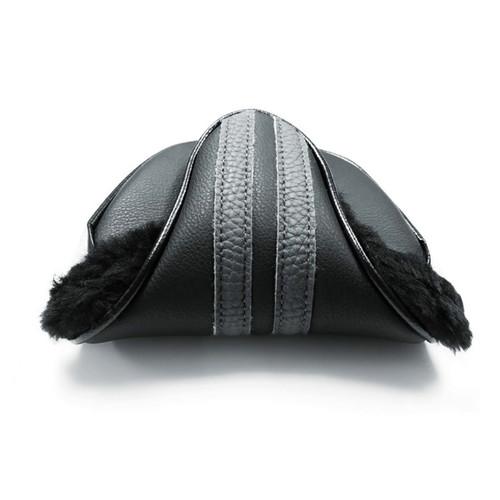 Powerbilt Special Edition Retro Black Mallet Putter Head Covers
