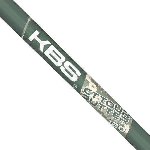 MILITARY GREEN CT Tour Putter Shaft