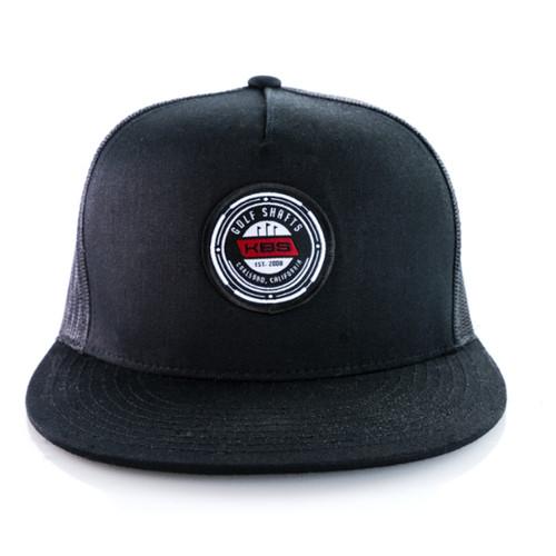 Carlsbad Snapback Hat - Black