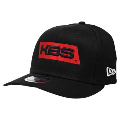 9FIFTY Stretch Snapback Hat - Black