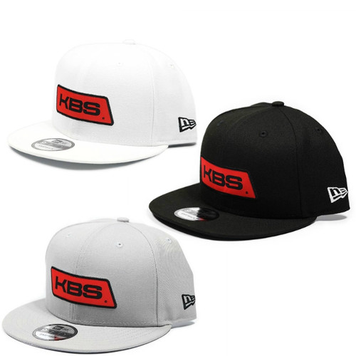 New Era Flat Brim Hat