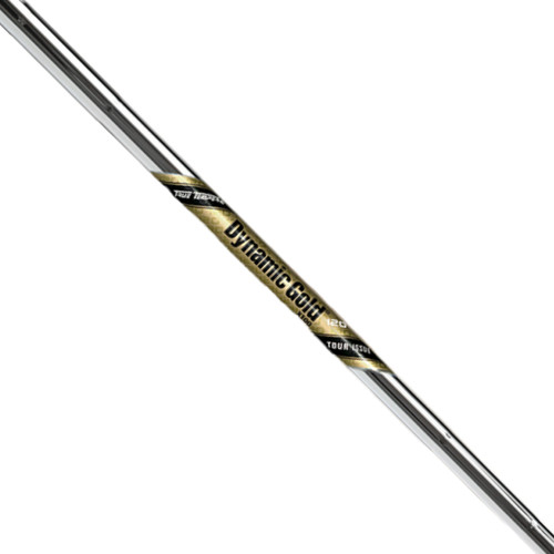 DYNAMIC GOLD 120 TOUR ISSUE Iron Shafts - New Graphic