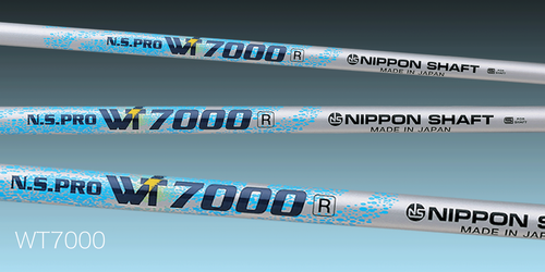 Nippon N.S. Pro WT7000 Graphite Driver Shafts - NXFIT Studio Installed