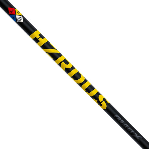 HZRDUS Yellow NHC Driver Shafts