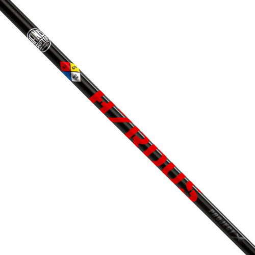 Project X HZRDUS Red Driver Shafts