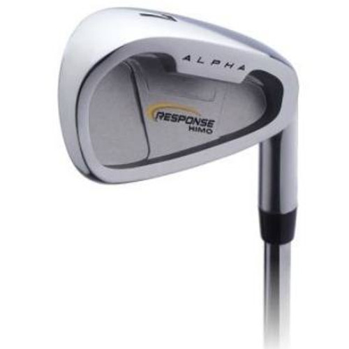 Alpha Response Iron Golf Club Heads