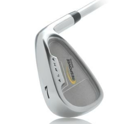 Alpha Response Iron Golf Club Heads