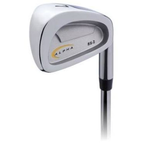 Alpha RX-2 Iron Golf Club Heads