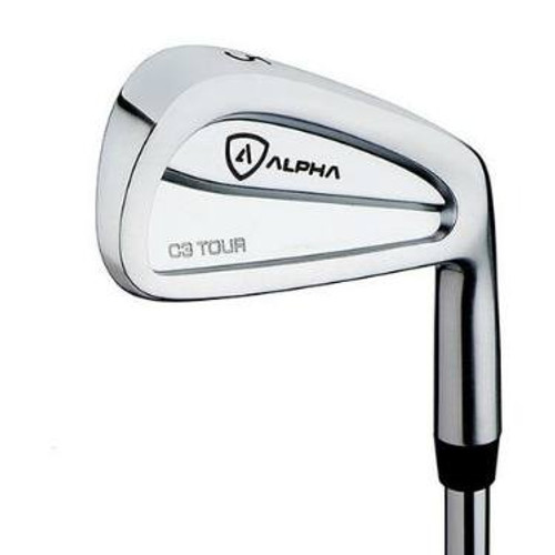 Alpha C3 Tour Forged Iron Golf Club Heads