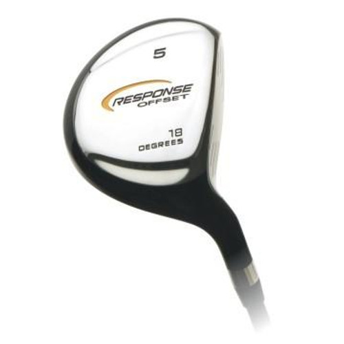 Alpha Response Offset Fairway Wood Heads