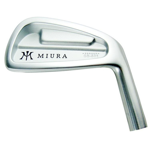 Miura Forged CB-501 Stock Iron Golf Clubs