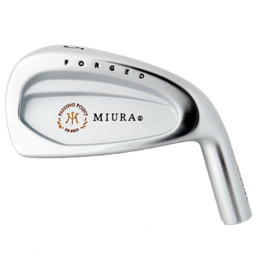 Miura Passing Point 9003 Cavity Back Irons