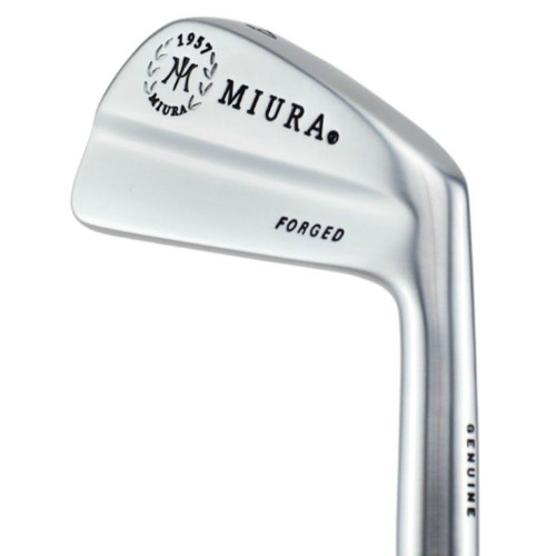 Miura 1957 Series Small Blade Irons and Sets